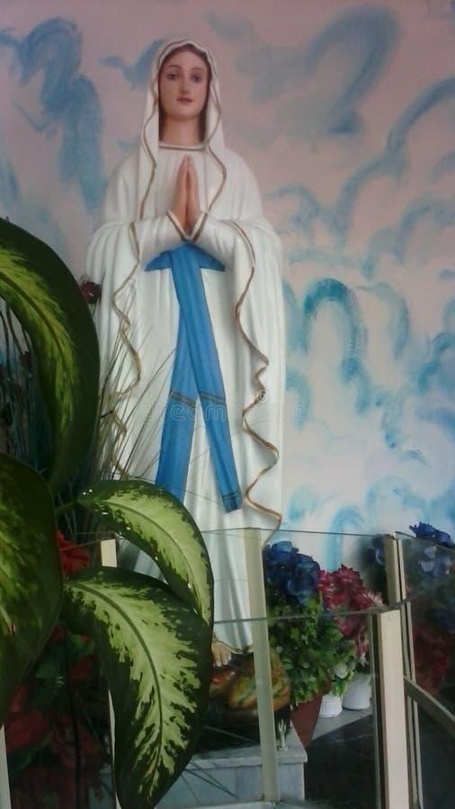 Madre della Mary di Jesus immagine stock libera da diritti