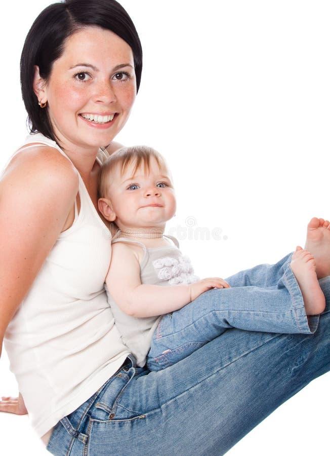 Madre e doughter fotografia stock libera da diritti