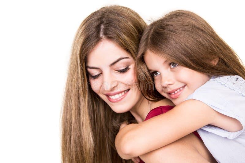 Download Madre e hija foto de archivo. Imagen de alegría, padre - 44851380