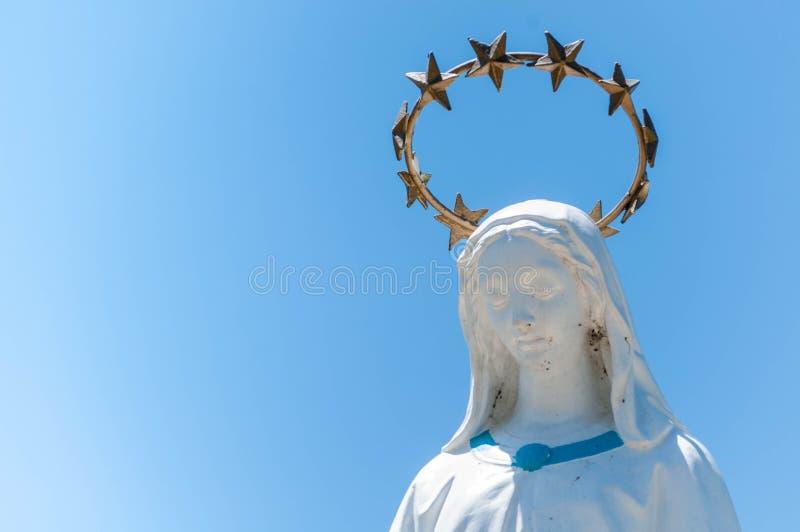 Madre Maria fotografia stock libera da diritti