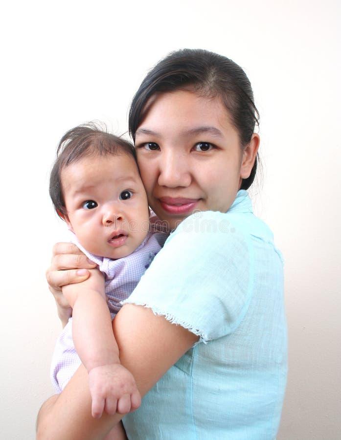 Madre Y Bebé 3 Fotos de archivo