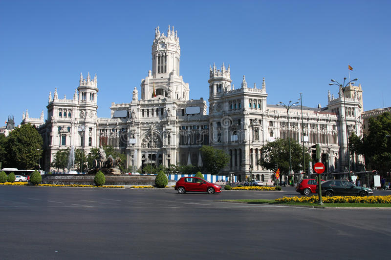 Madrid images stock