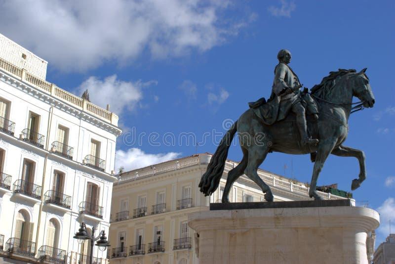 Madrid foto de stock royalty free