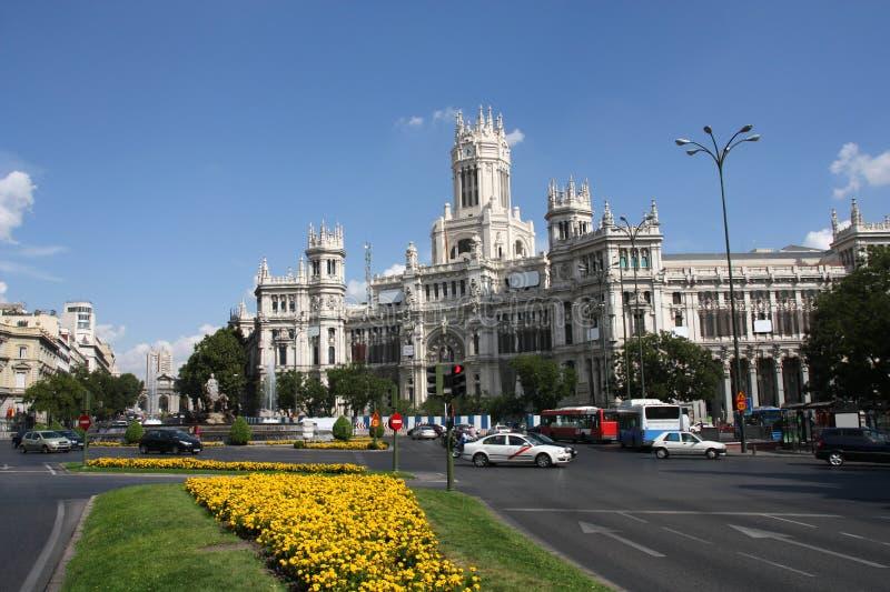 Madrid lizenzfreie stockfotografie