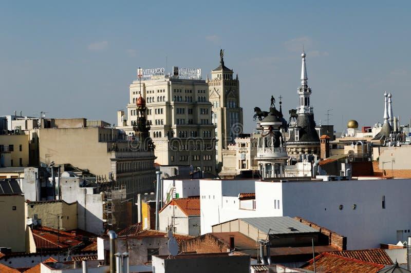 Madrid photo stock
