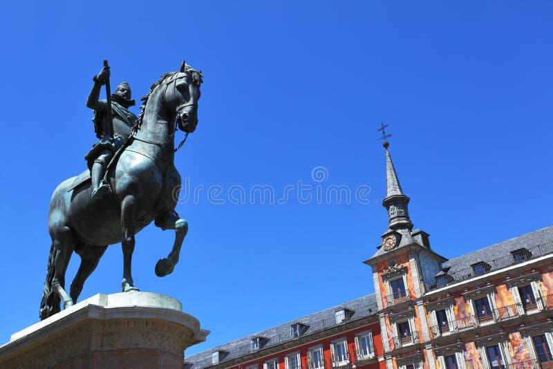 Download Madrid stock image. Image of statue, historic, spanish - 24875239