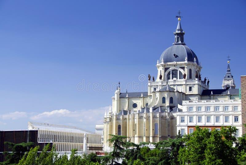 Madrid photographie stock