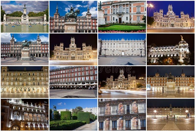 Madrid stock fotografie
