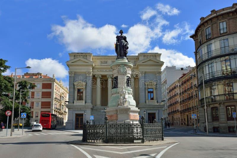 Madrid photos libres de droits