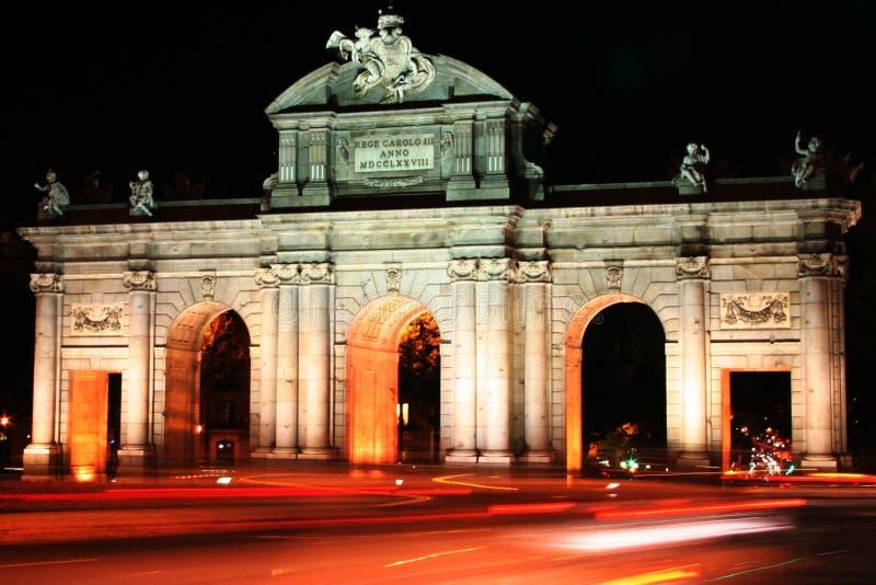 Madrid fotografía de archivo libre de regalías