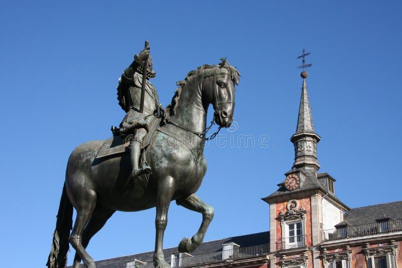 Madrid imagen de archivo
