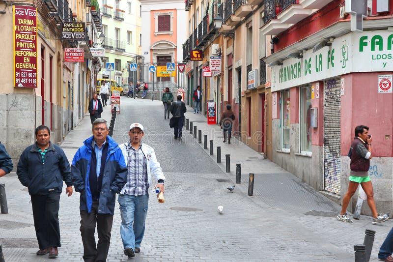 Download Madrid obraz editorial. Obraz złożonej z teren, miasteczko - 57656130