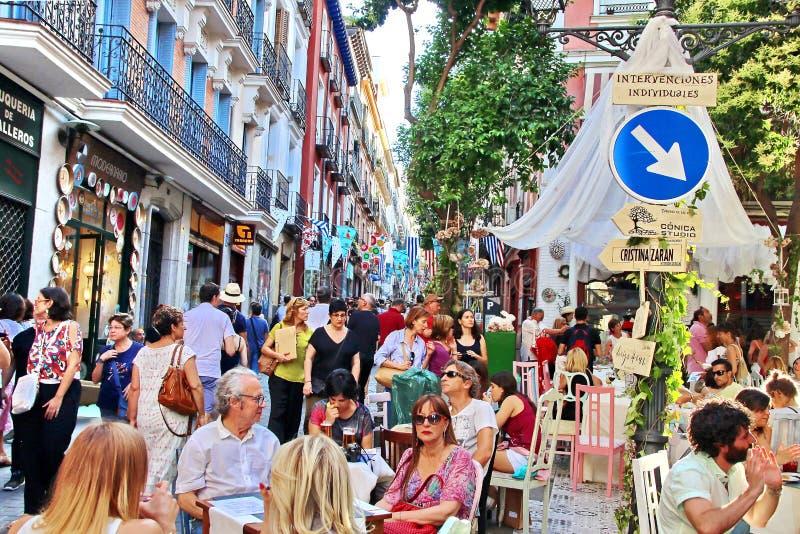 Madrid, España fotos de archivo