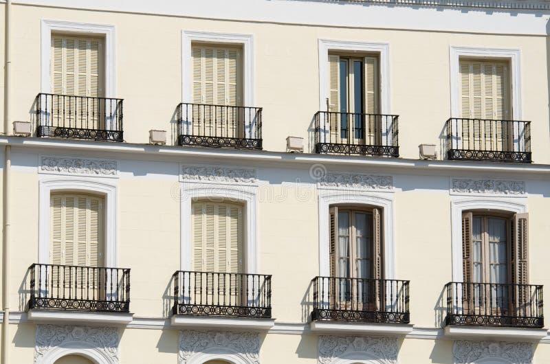 Download Madrid Facade Stock Photos - Image: 24310483