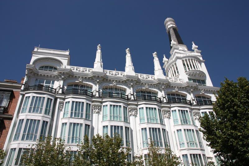 Download Madrid landmark stock photo. Image of town, destination - 11179942