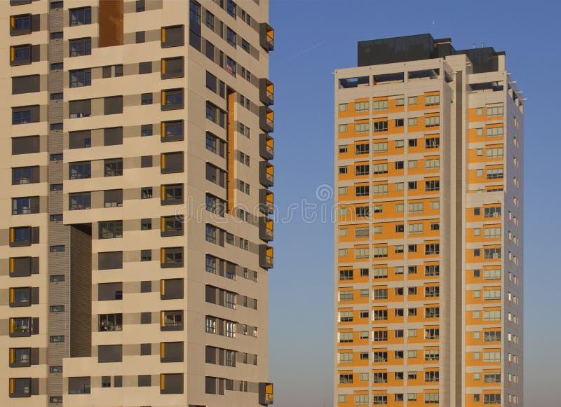 Madrid, S stockfotografie