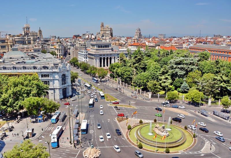 Madrid, Spain stock photo