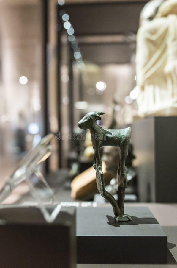 Ex-voto to the goddess Ataecina, Spain stock photos