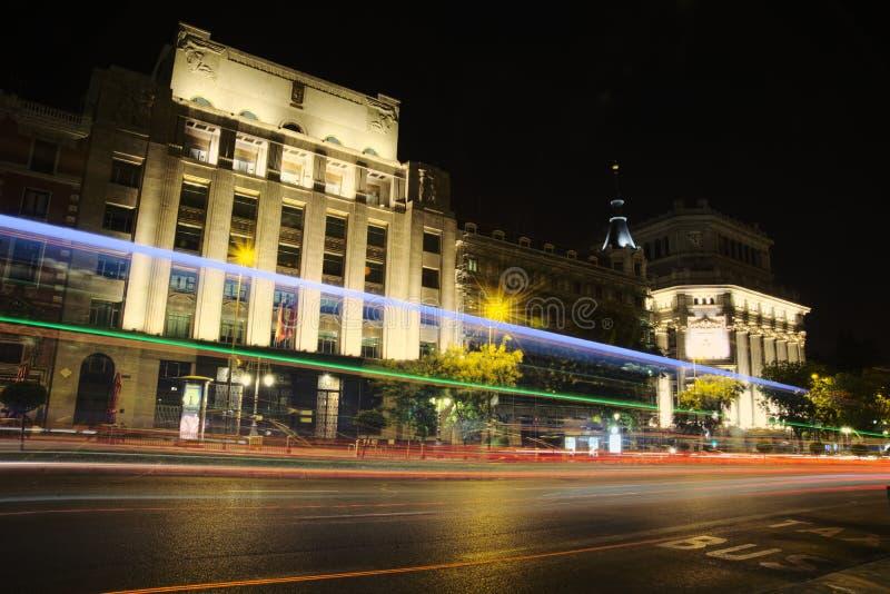 Madrid Spanje royalty-vrije stock foto