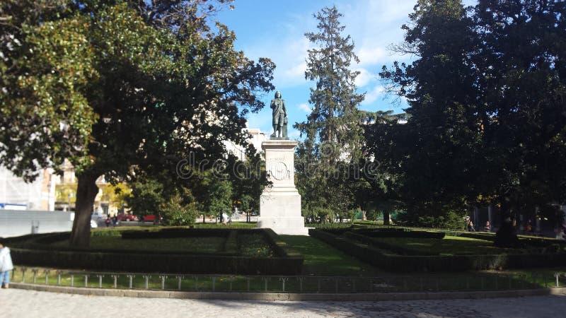 Madrid Spanje royalty-vrije stock afbeelding