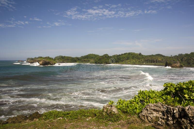 Madsari plaża obraz stock