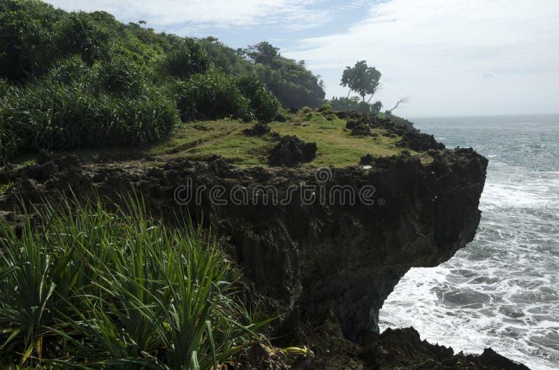 Madsari plaża zdjęcie royalty free