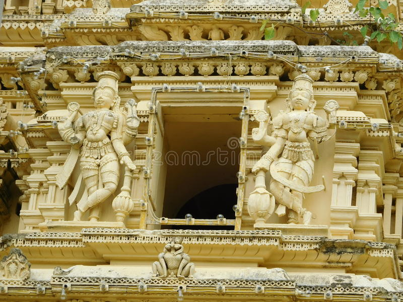 Madurai travel. Madurai temple.architecture of south. minakshi temple gopuram pick of the temple stock images