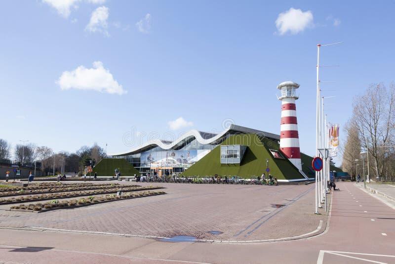 Madurodam del museo en La Haya los Países Bajos imágenes de archivo libres de regalías