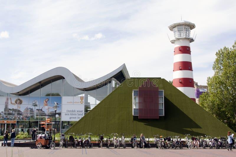 Madurodam en La Haya imagen de archivo