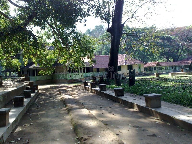 Maduwanwela-Demesne in Sri Lanka Sehr groß lizenzfreies stockfoto