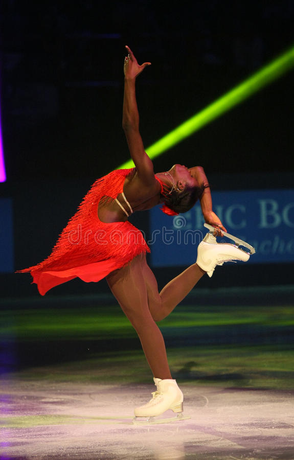 Mae Berenice MEITE (FRA) zdjęcia royalty free