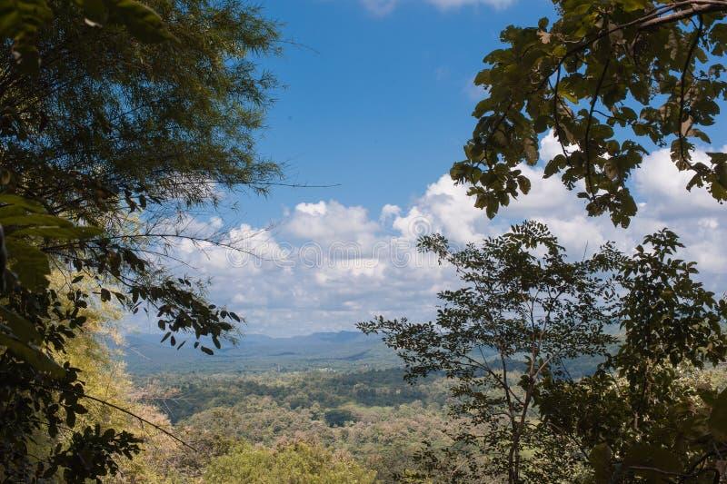 Mae Muang Landscape fotografía de archivo