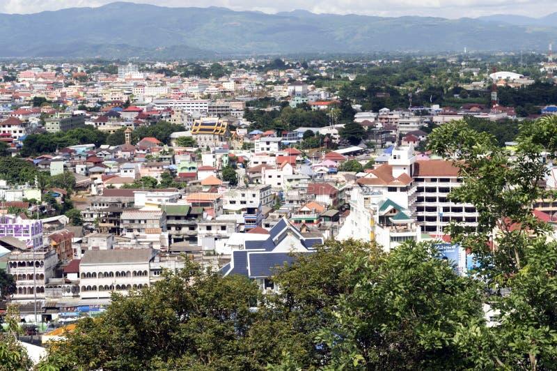 Mae Sai District Province de Chiang Rai Thailand Wiang Phang Kha foto de stock