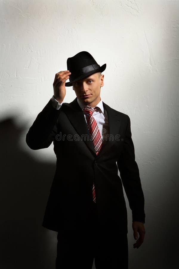 mafia man s στοκ εικόνες