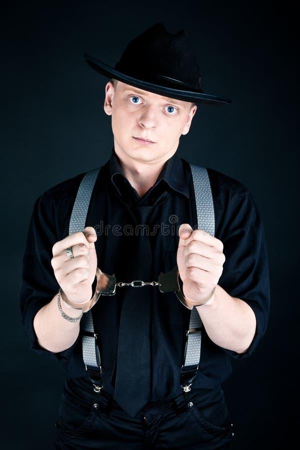 Mafiosi favorito fotografia stock libera da diritti