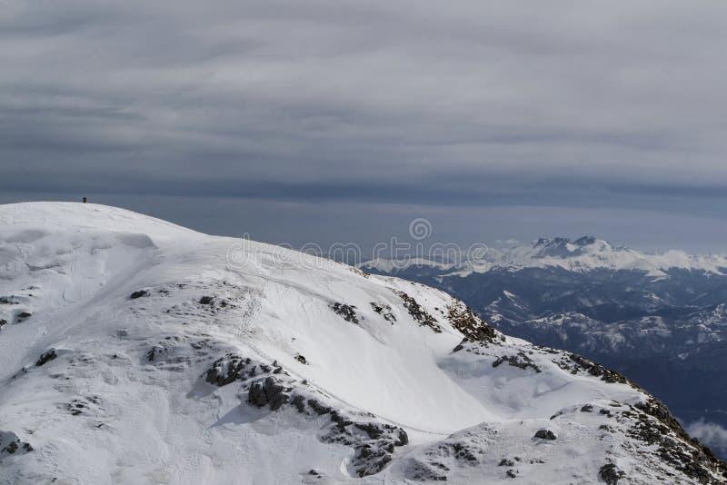 Maganik, Montenegro fotografia stock