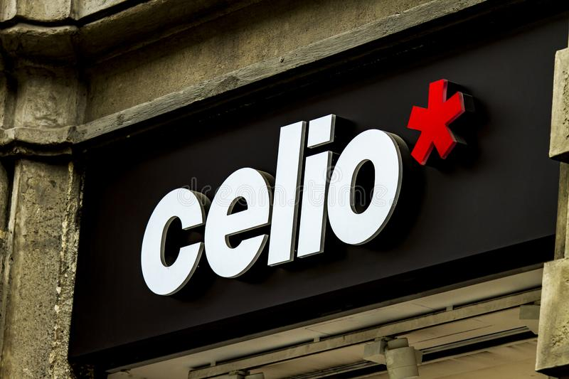 Magasin de Celio, Italie photo libre de droits