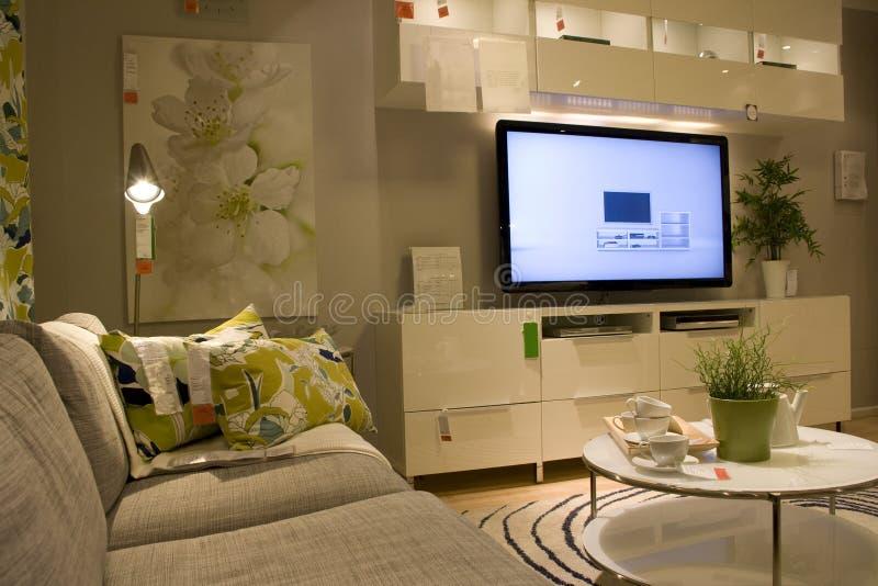 Magasin de meubles photo libre de droits