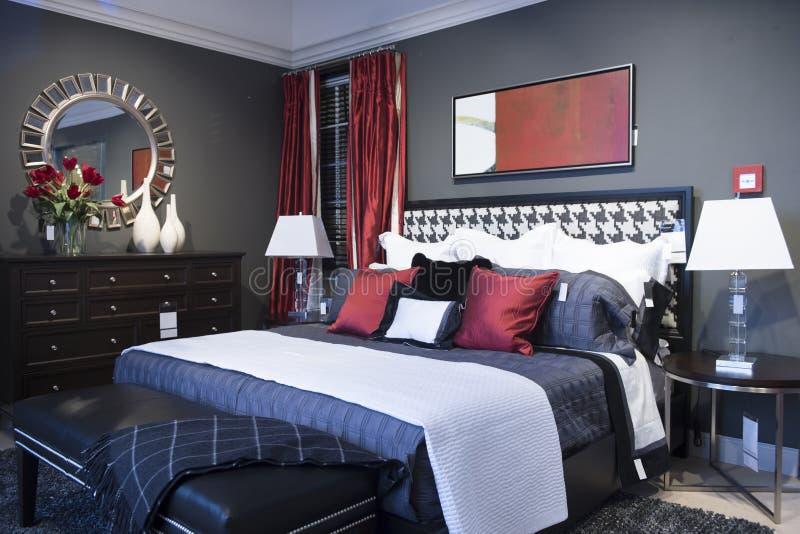 Magasin de meubles de luxe images stock