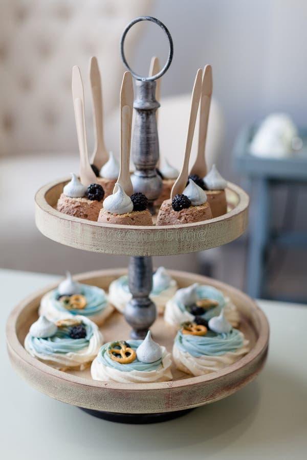Magasinet med sötsaker royaltyfri bild