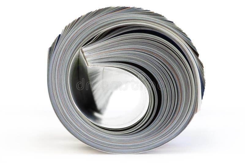 Magazine royalty free stock image
