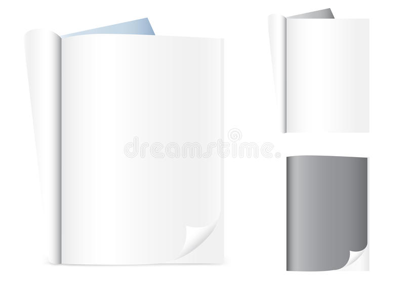 Download Magazine stock vector. Image of document, book, journal - 14058870