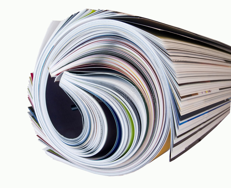 Download Magazine stock image. Image of article, house, print, grab - 4402633