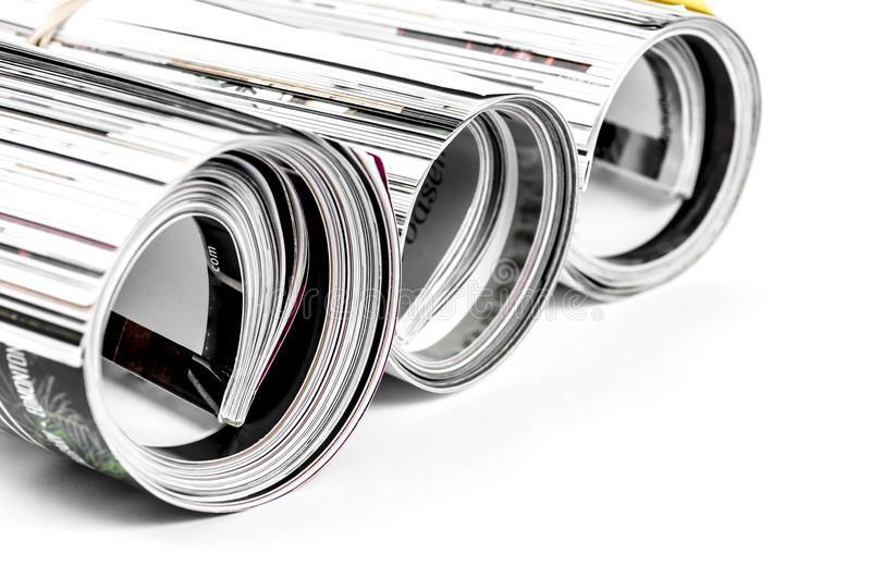 Download Magazine roll (Macro) stock image. Image of learning - 38316069