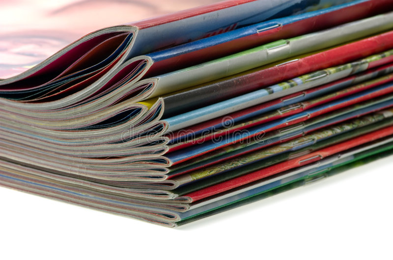 Download Magazines stock photo. Image of weekly, clauses, pictures - 7327622