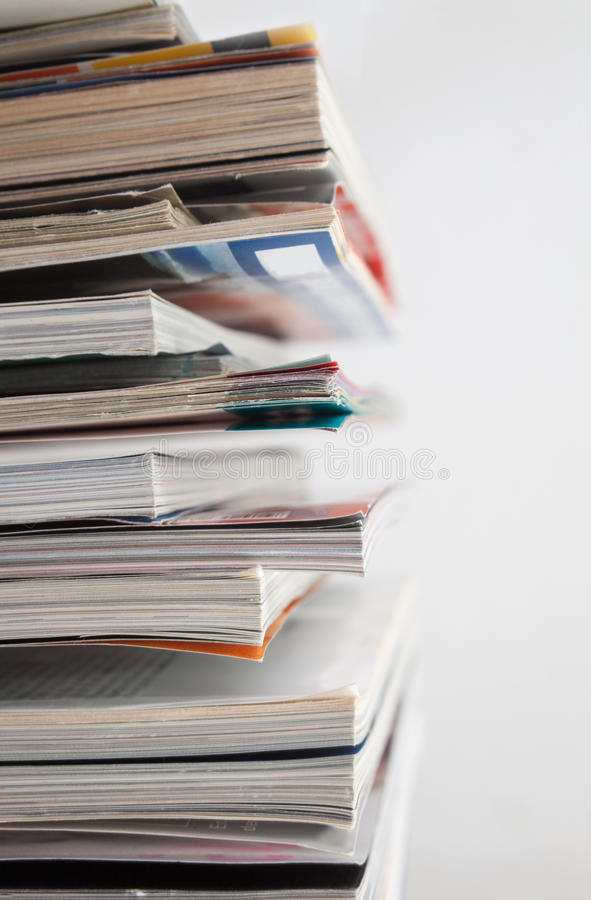Download Magazines And Books Stock Images - Image: 16719864