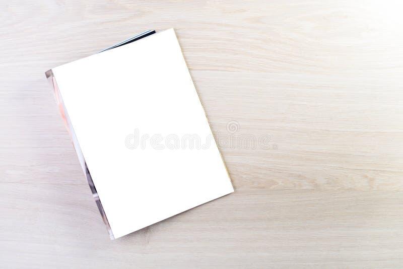 Magazyn stron kopii przestrzeń zdjęcia stock