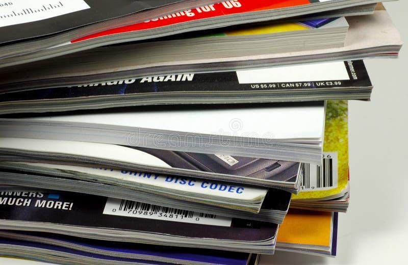 Download Magazyny zdjęcie stock. Obraz złożonej z gazetki, biznes - 132796
