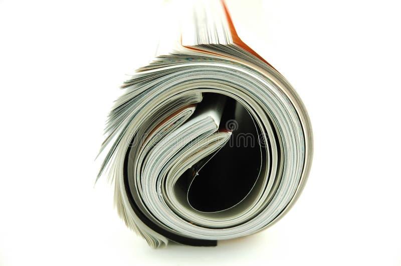magazyny walcowane zdjęcia stock