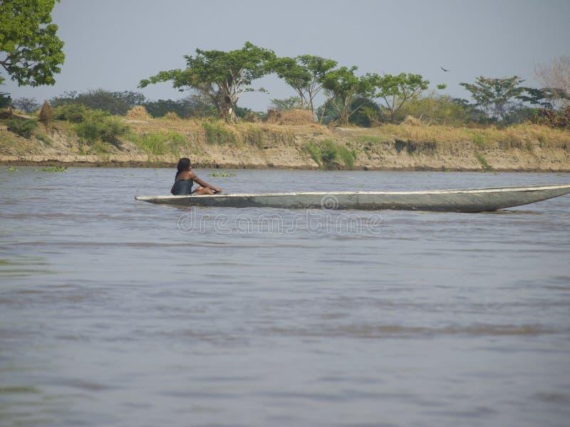 Magdalena River stock foto's